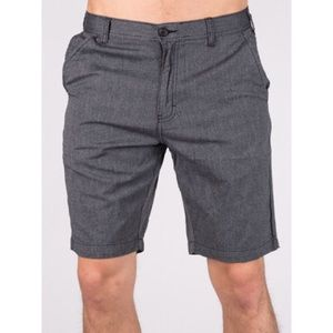 4/30$ CROMWELL Grey Men's Ripstop Shorts 33